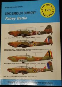 náhled knihy - Lekki Samolot Bombowy - Faiery Battle