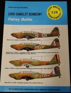 náhled knihy - Lekki Samolot Bombowy - Fairey Battle