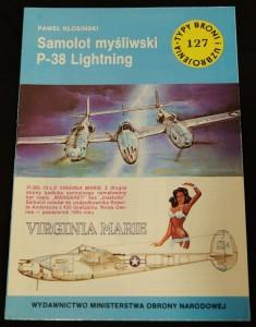 náhled knihy - Samorost Mysliwski P-38 Lightning