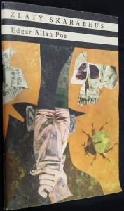 náhled knihy - Zlatý skarabeus
