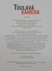 antikvární kniha Toulavá kamera, 2005