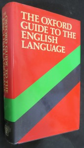 náhled knihy - The Ofrord Guide to the English Language