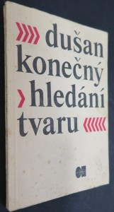 náhled knihy - Hledání tvaru : Moskevské a leningradské ateliéry