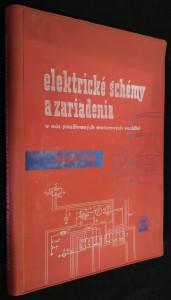 náhled knihy - Elektrické schémy a zariadenia u nás používaných motorových vozidiel