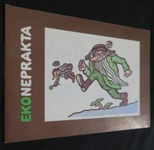 náhled knihy - Ekoneprakta. Obrázky ze čtvrté výstavy kreslířů časopisu: Krkonoše