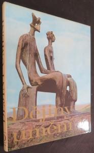 náhled knihy - Dějiny umění 10. díl