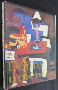 náhled knihy - Dějiny umění 9. díl