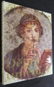 náhled knihy - Dějiny umění 2. díl