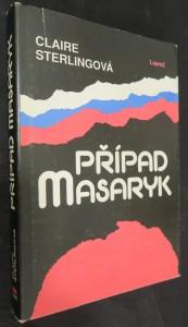 náhled knihy - Případ Masaryk
