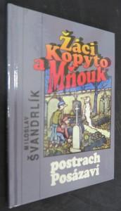 náhled knihy - Žáci Kopyto a Mňouk - postrach Posázaví