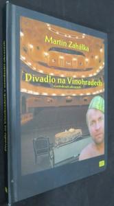 náhled knihy - Vinohradské divadlo v osmdesáti obrazech