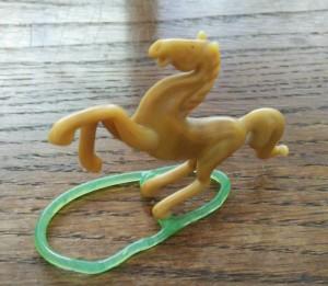 náhled knihy - Skleněná figurka 1. Republika Kůň