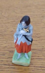 náhled knihy - Porcelánová Johanka z Arku 5 cm