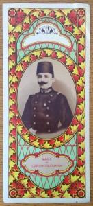 náhled knihy - Fezovka s motivem turka 2