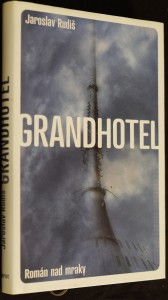 náhled knihy - Grandhotel. Německy Grandhotel : Roman