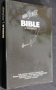 náhled knihy - Bible v kresbách