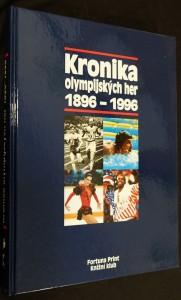 náhled knihy - Kronika olympijských her 1896-1996