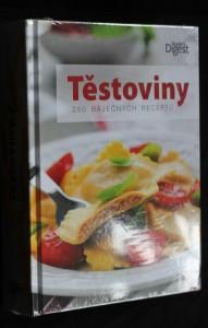 náhled knihy - Těstoviny : 250 báječných receptů