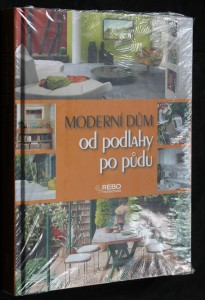 náhled knihy - Moderní dům od podlahy po půdu