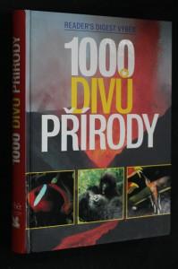 náhled knihy - 1000 divů přírody