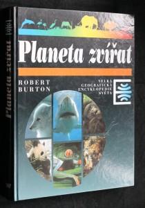 náhled knihy - Planeta zvířat : encyklopedie o životě zvířat