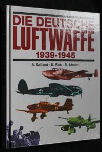 náhled knihy - Die deutsche Luftwaffe 1939-1945