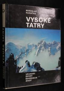 náhled knihy - Vysoké Tatry : veľhory, šport, rekreácia, život