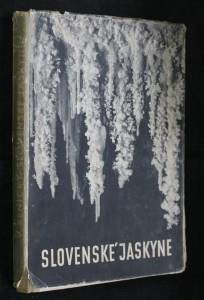 náhled knihy - Slovenské jaskyne