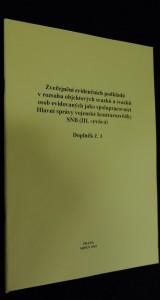 náhled knihy - Zveřejnění evidenčních podkladů v rozsahu objektových svazků a svazků osob evidovaných jako spolupracovníci Hlavní správy vojenské kontrarozvědky SNB (III. správa