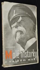 náhled knihy - TGM : Malé historky o velkém muži