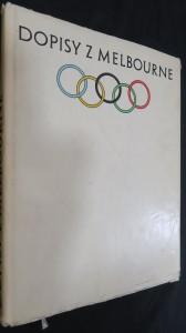náhled knihy - Dopisy z Melbourne