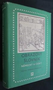 náhled knihy - Obrazový slovník německý a český
