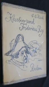 náhled knihy - Käsebier und Fridericus Rex