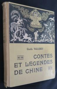 náhled knihy - Contes et Légendes de Chine