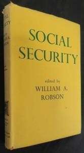 náhled knihy - Social Security