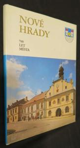 náhled knihy - Nové Hrady : 700 let města