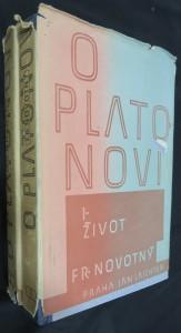 náhled knihy - O Platonovi. Díl I. a II.