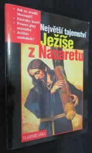 náhled knihy - Největší tajemství Ježíše z Nazaretu
