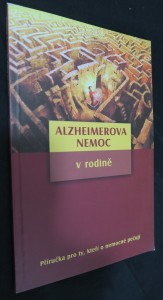 náhled knihy - Alzheimerova nemoc v rodině