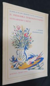 náhled knihy - II. přehlídka československého umění