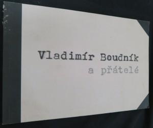 náhled knihy - Vladimír Boudník : Okresní vlastivědné muzeum Český Krumlov, 6. října - 26. listopadu 1996