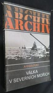 náhled knihy - Válka v severních mořích