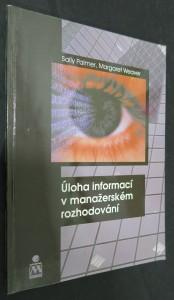 náhled knihy - Úloha informací v manažerském rozhodování