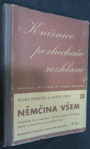 náhled knihy - Němčina všem : praktický kurs němčiny v 30 hovorech s výkladem, úkoly a slovníčky pro začátečníky