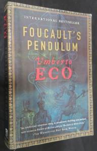 náhled knihy - Foucault´s pendulum