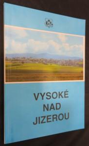 náhled knihy - Vysoké nad Jizerou : pohledy do minulosti daleké i nedávné