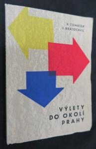 náhled knihy - Výlety do okolí Prahy