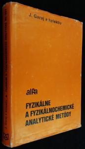 náhled knihy - Fyzikálne a fyzikálnochemické analytické metódy