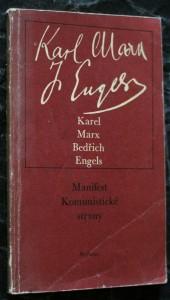 náhled knihy - Manifest Komunistické strany : (se všemi předmluvami autorů) ; Dějiny Svazu komunistů