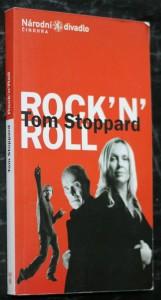 náhled knihy - Tom Stoppard, Rock'n'roll : [česká premiéra 22. a 23. února 2007 v Národním divadle